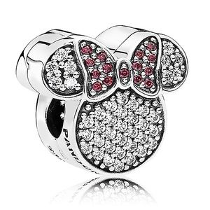 Pandora Clip, Minnie Mouse Ears